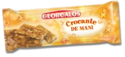 Tableta Crocante de Man� Georgalos